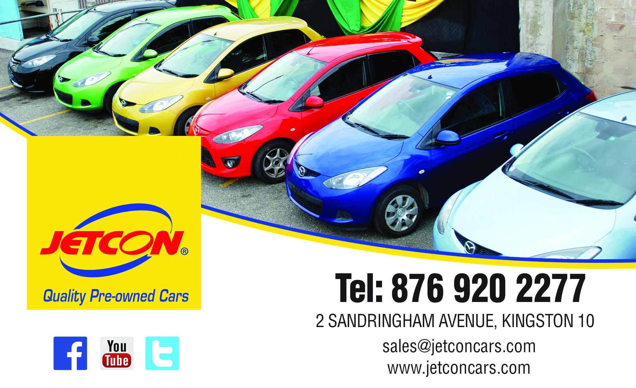 Jetcon Cars